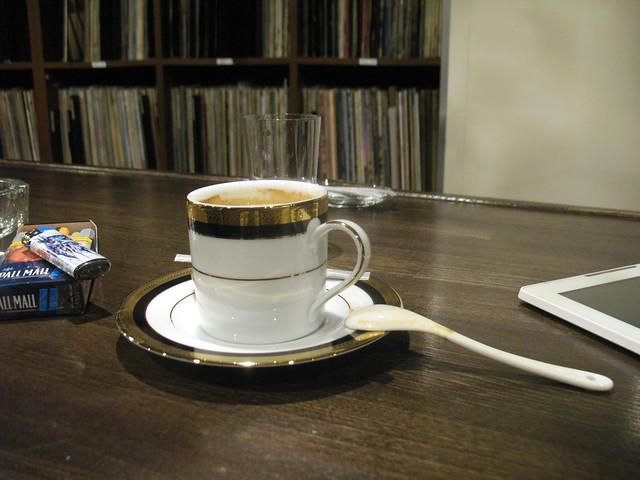 Coffe in Kamata, Ota ward, Tokyo