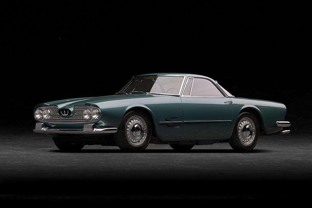 01_Maserati 5000 GT - 1959 c Michael Furman