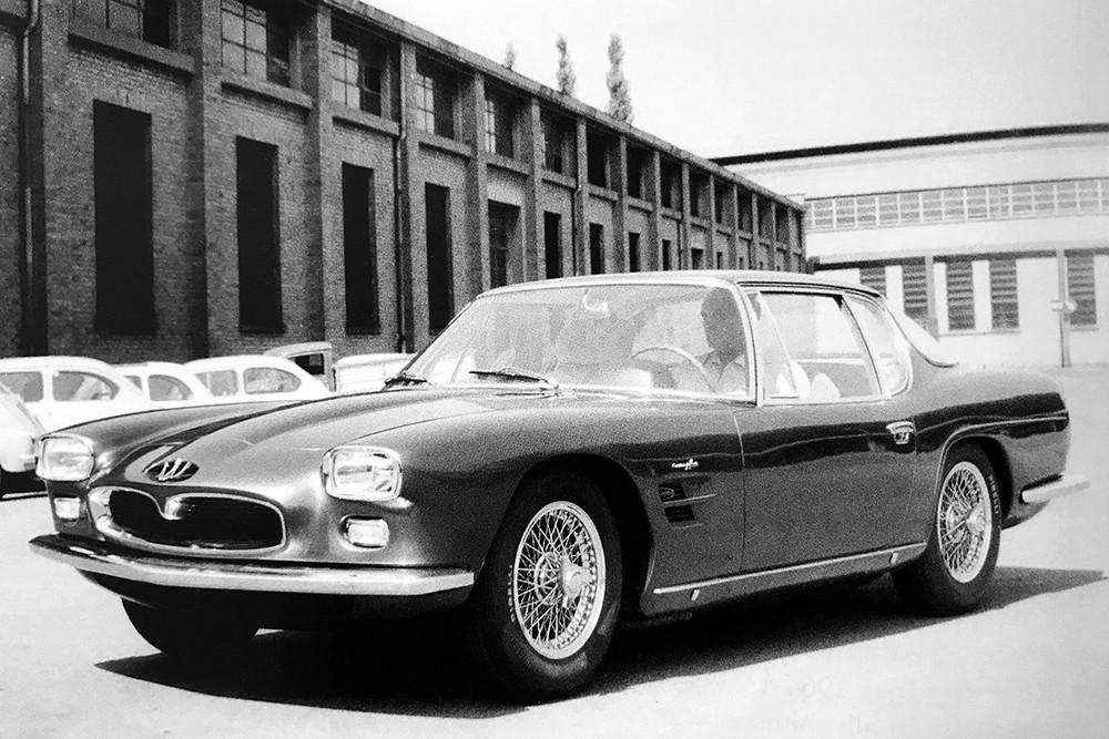 Maserati 5000 GT Frua Coupe '1962–64