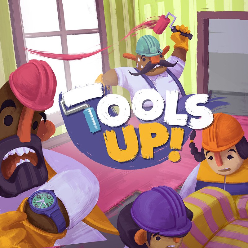 Thumbnail of Tools Up! on PS4