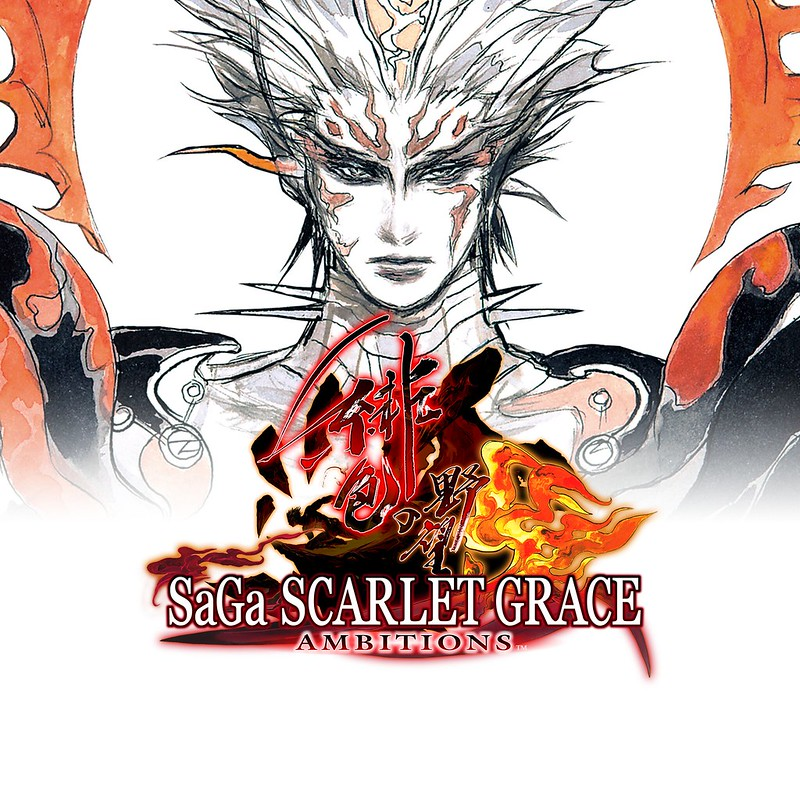 Thumbnail of SaGa SCARLET GRACE: AMBITIONS? on PS4