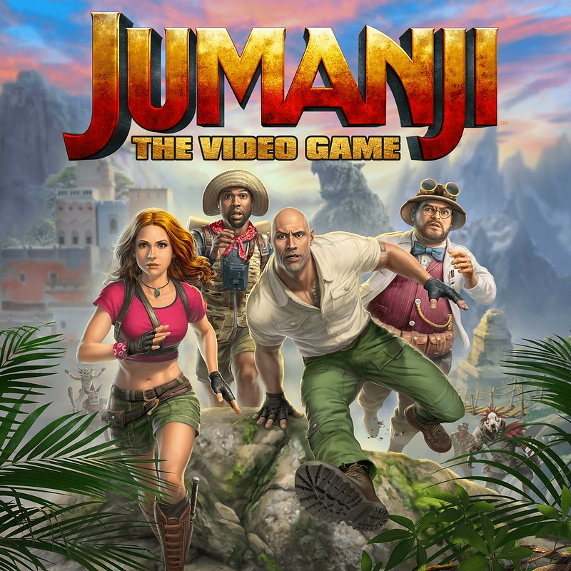 Thumbnail of JUMANJI: The Video Game on PS4