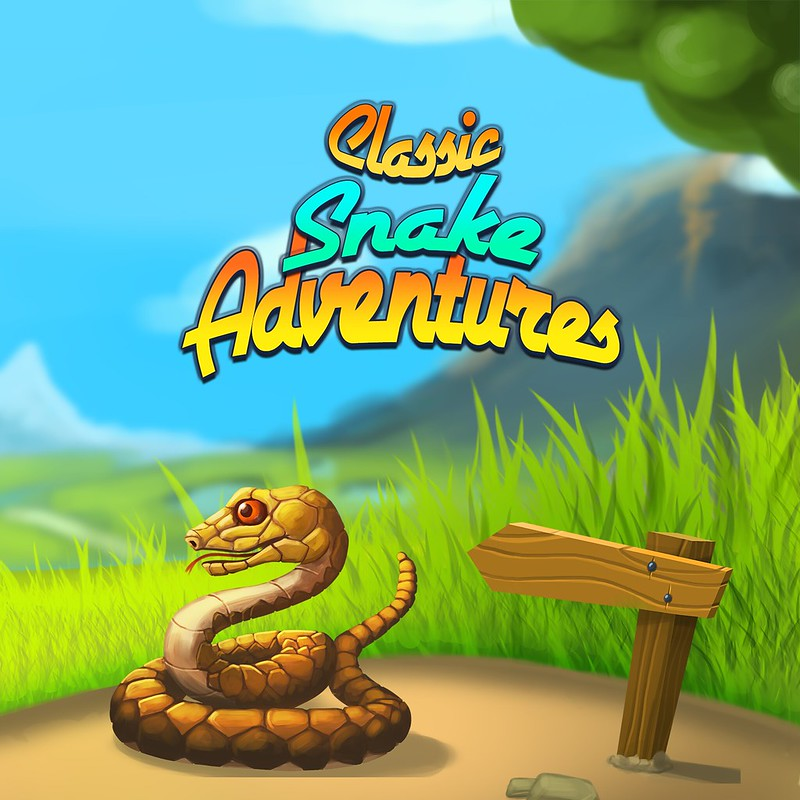 Thumbnail of Classic Snake Adventures on PS4