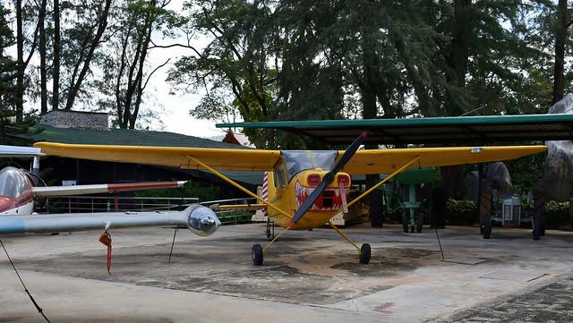 Cessna O-1A Bird Dog c/n 21844 Thailand Army serial 4952