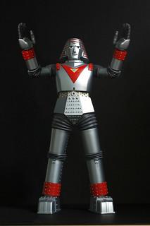少年與機器人夥伴的戰鬥物語!EVOLUTION TOY GABM 機械巨神(ジャイアントロボ)