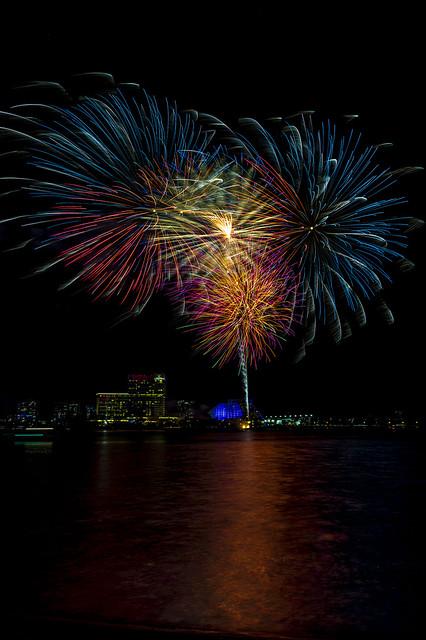 WA Tourism Fireworks