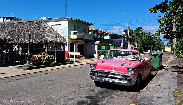 Taxi en Varadero / Cuba