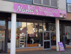 Picture of Nana's Hair And Beauty Salon, 189a London Road