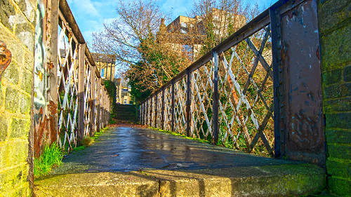 Co-Op Bridge, Sowerby Bridge