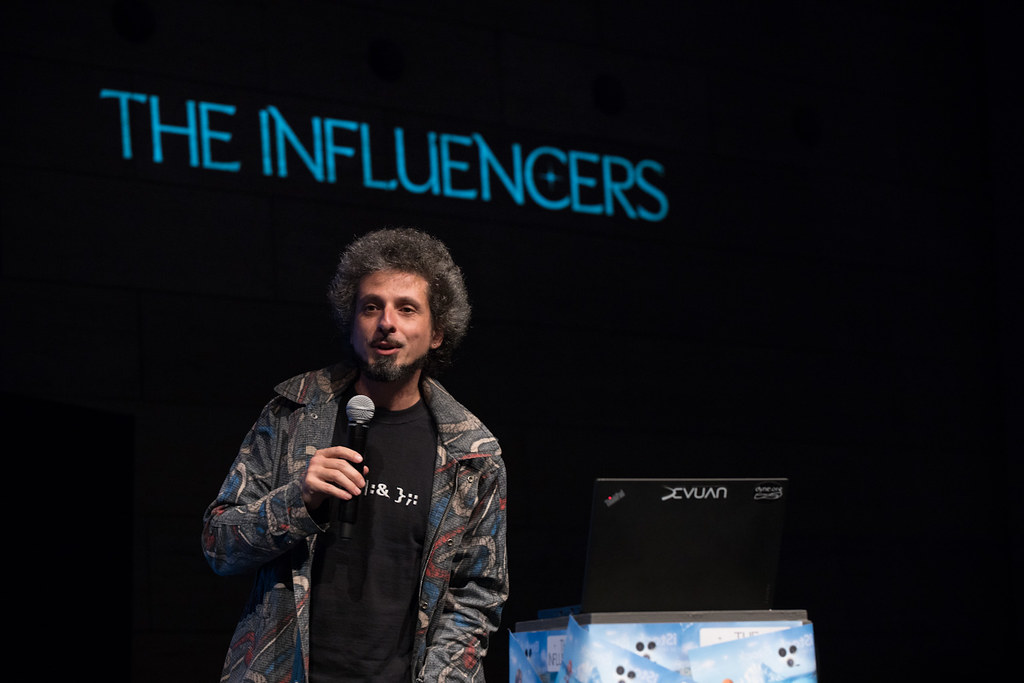 Jaromil - The Influencers 2019 Barcelona