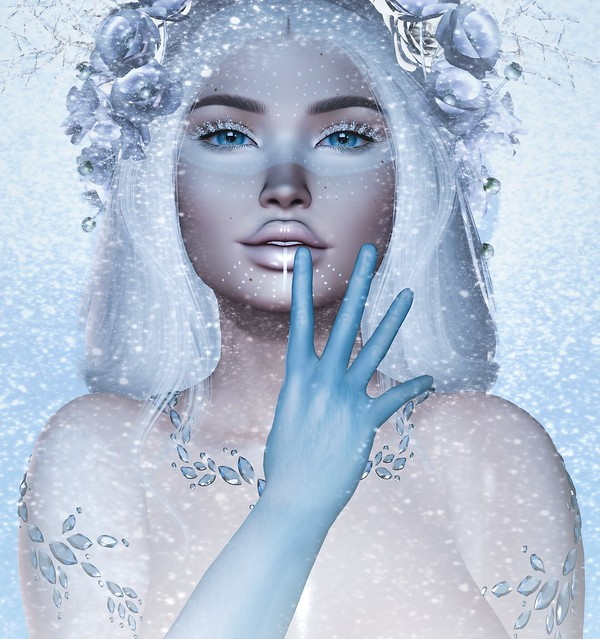 At the bottom of every frozen heart there is a drop or two of love
