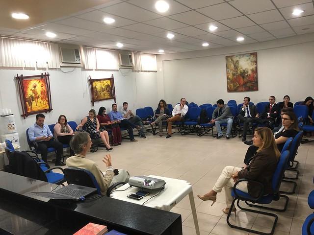 Curso de Justiça Restaurativa em Caruaru (2/12/2019)