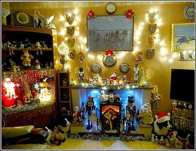 My Christmas Decorations ...