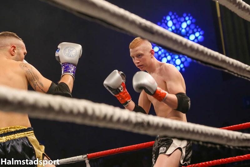 Halmstad Muay Thai anordnade Champions Fight Night