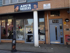 Picture of Adu's Barbers, 189b London Road