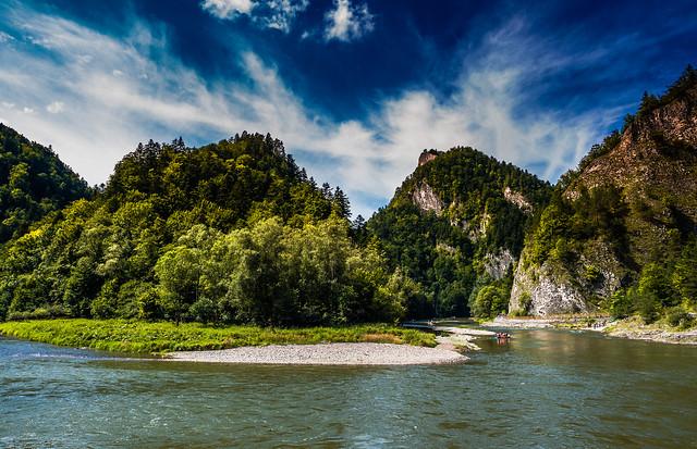 Dunajec Gorge