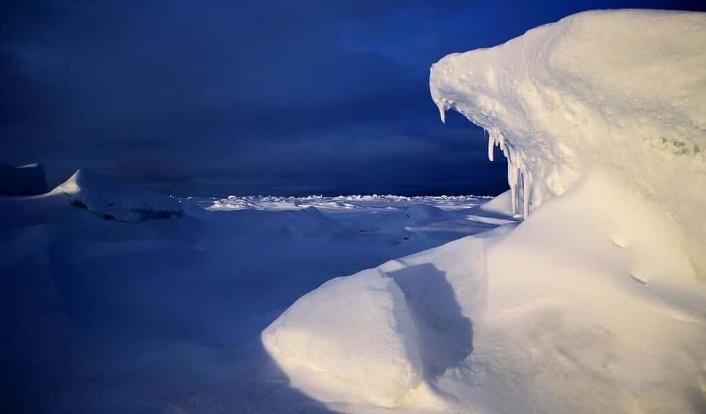 les-calottes-glacières-de-Antarctique-plus-exposées-à-la-fonte-que-prévu