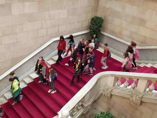 Visita Parlament CS