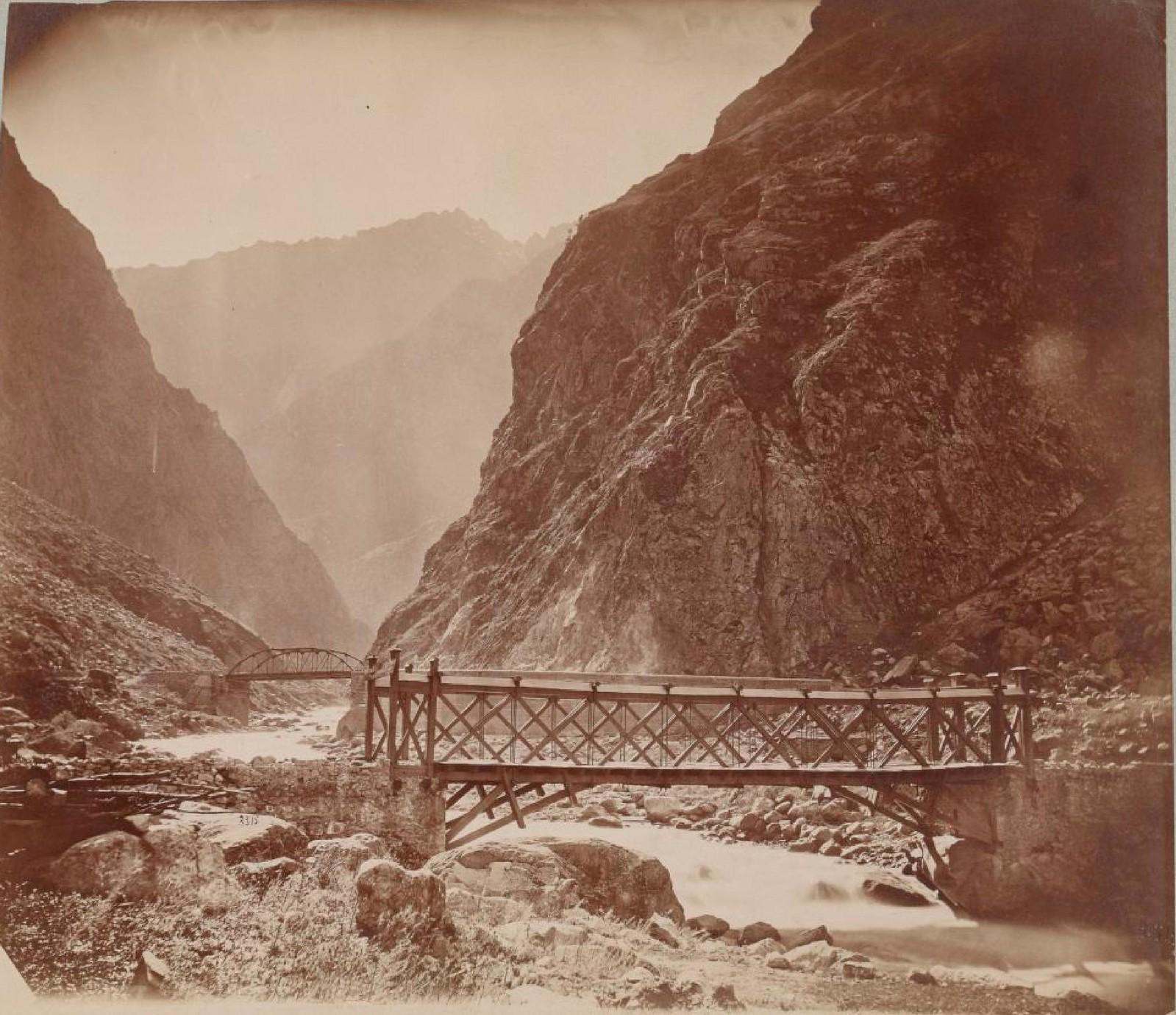 06. Мост в Дарьяльском ущелье