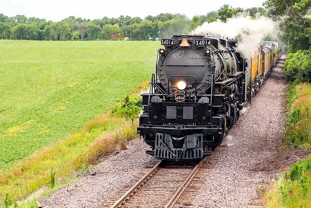 Union Pacific Railroad Big Boy