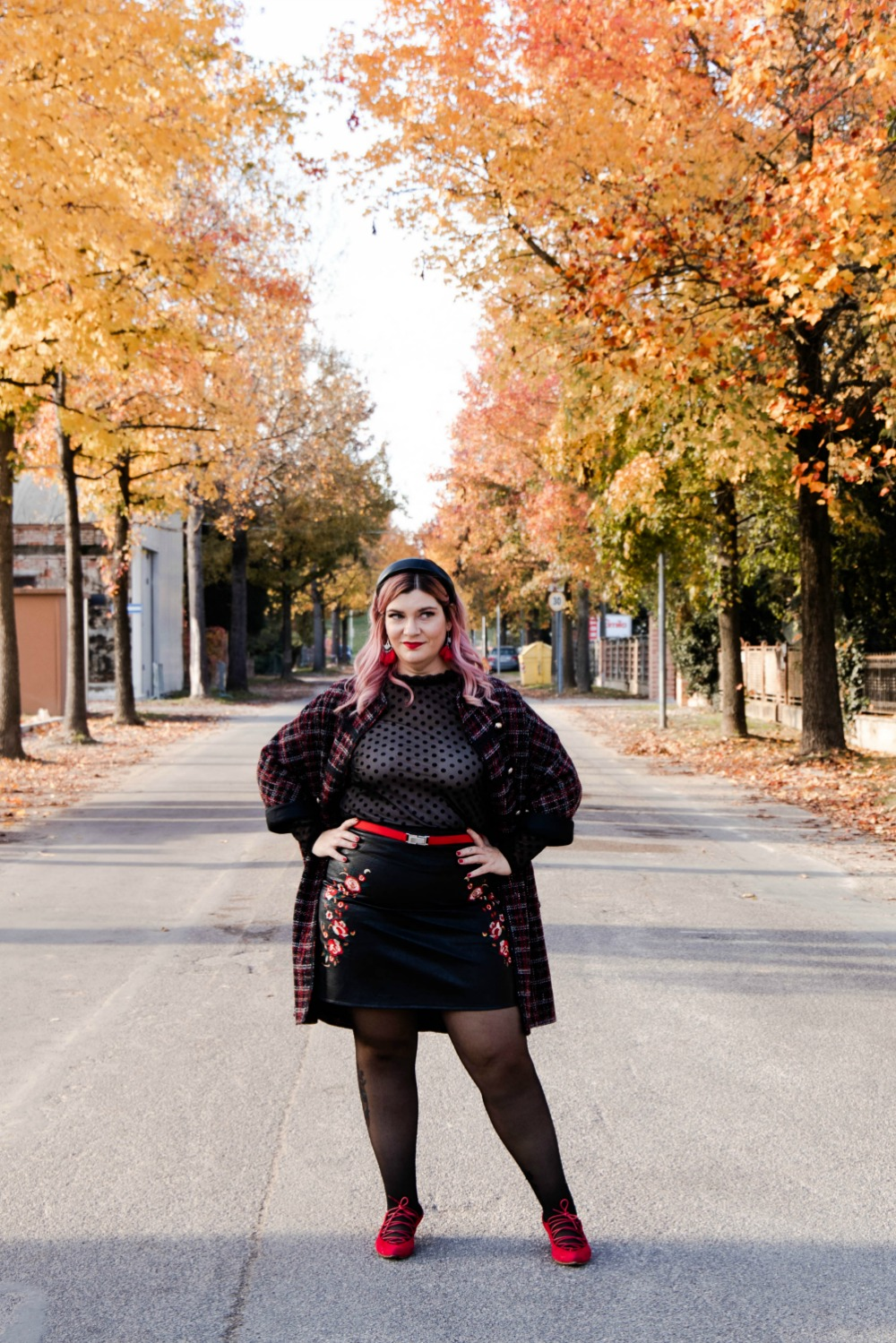 Outfit curvy plus size  (7)