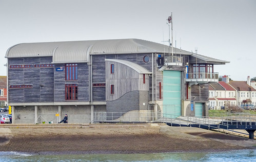 Shoreham Life Boat Station