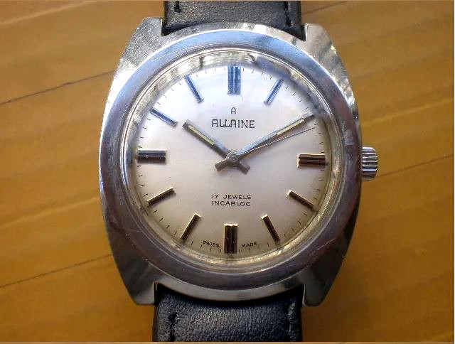 Allaine 17j 1970s ETA 2750  from china s-l1600b ss