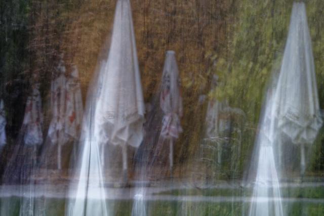 Les parasols de Friedrichshain