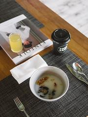 Breakfast in Lux Ari Atoll #Maldives #kinfolk #vsco #cafelux #Barista
