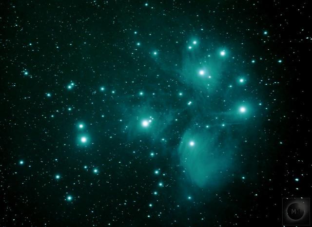 M45 The Pleiades - 01/12/19