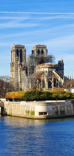 131 Paris Novembre 2019 - Notre-Dame de Paris$
