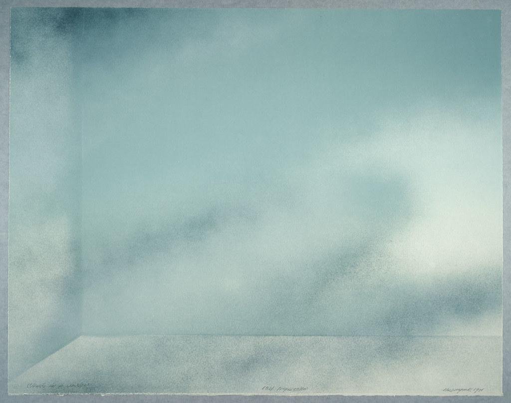 Clouds in a Window