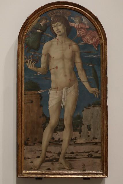 Saint Sebastian (c. 1480-95)
