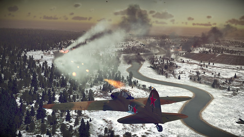 Wings of Prey - IL-2M Ground Attack Missions