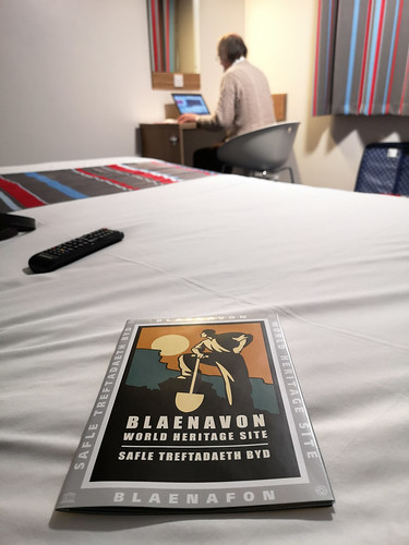 Blaenafon leaflet