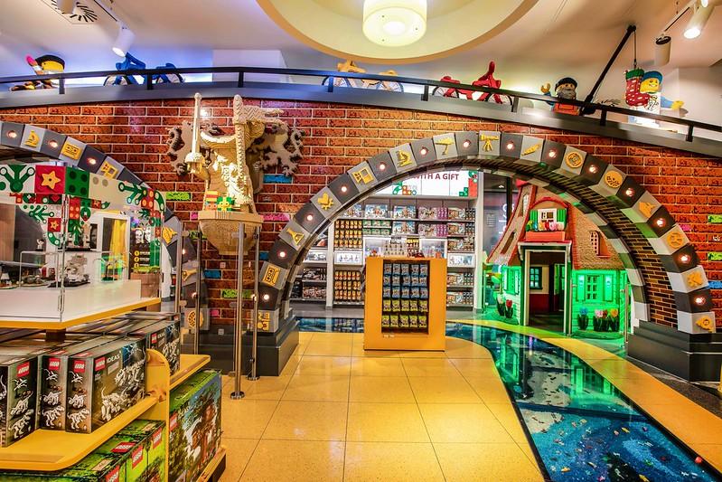 LEGO Amsterdam Flagship Store