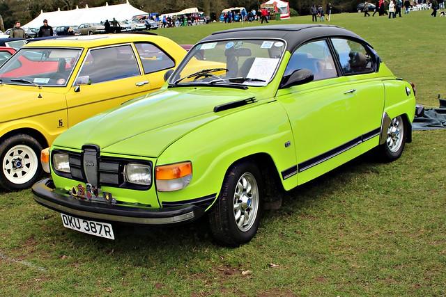 638 Saab 96 V4 (1977)