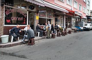 Street in Turkey