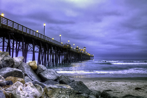 california united states nature beauty usa tropical paradise sunrise palm trees outdoor landscape seascape walkabout sunset photography travel beach sand sun pier strand canon40506070d5dii walknshoot