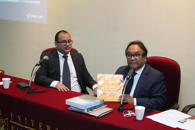 Fondo Editorial de la USMP desarrolló el III Encuentro de Directores y Editores de Revistas Académicas