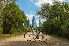 Bicicleteada por la Reserva ecológica