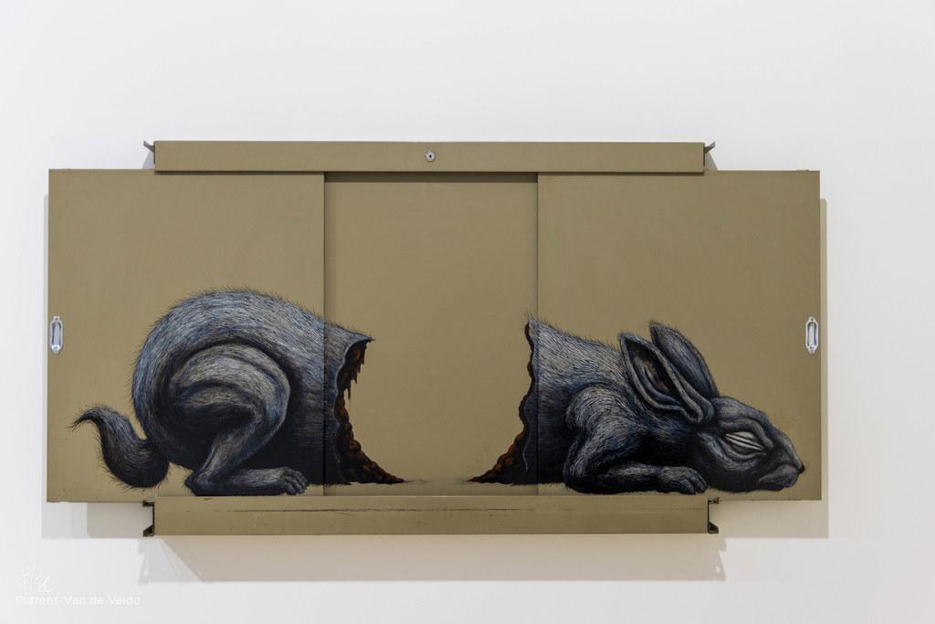 Roa | La Bête Humaine | Keteleer Gallery