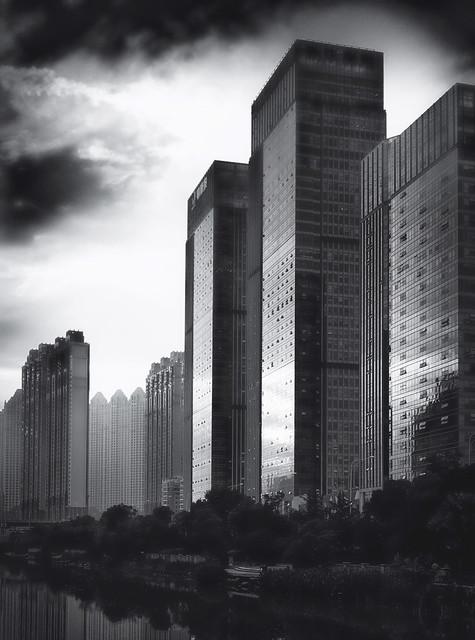 Wuhan Cityscape