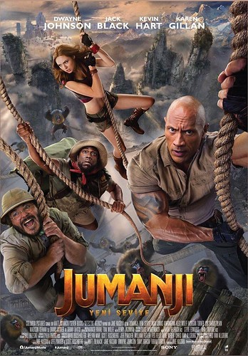 Jumanji: Yeni Seviye - Jumanji: The Next Level (2019)
