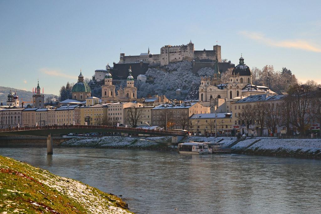 Salzburg beginning of December