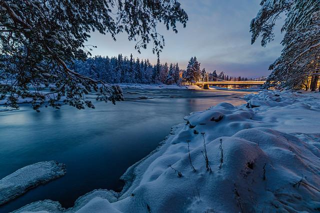 Winter @Koitelinkoski