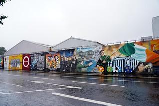 Belfast: Falls Road