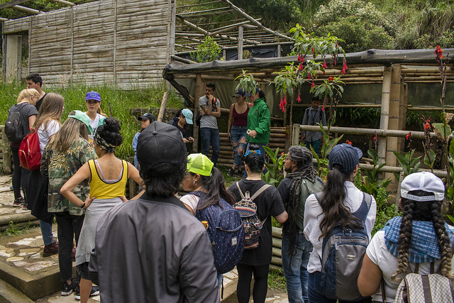 Recorrido por Nodo Cerros Orientales y Ecobarrios