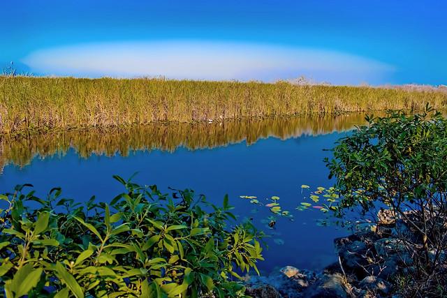 Alligator Alley, Interstate 75, Florida, USA