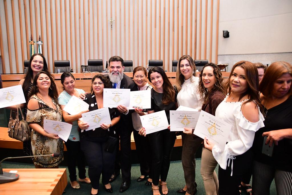 Sessão Solone em Homenagem aos Participantes dos Multirões de Mama e Próstata - HRT